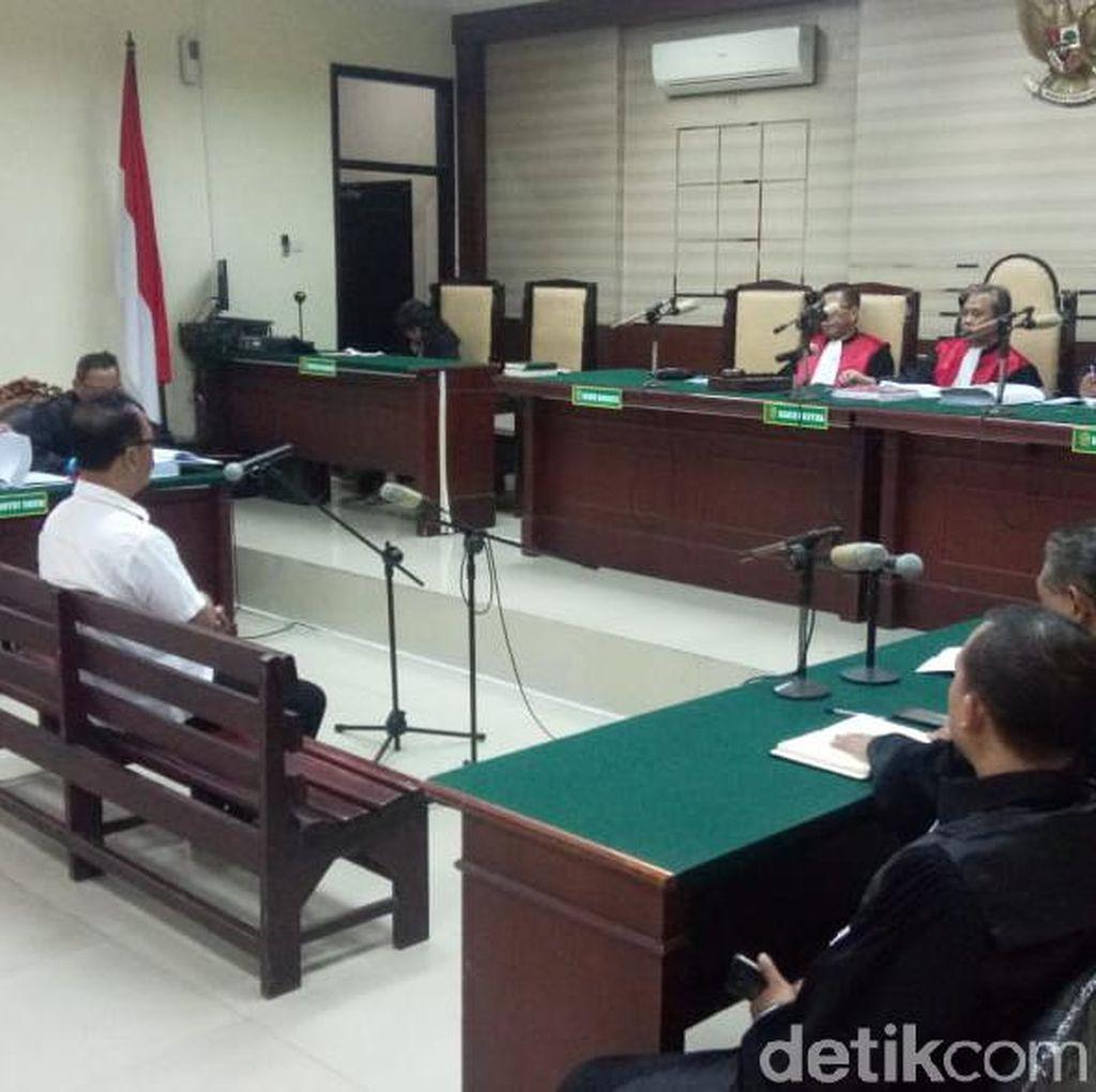 Kasus Suap DPRD, Mantan Sekda Kota Malang Dituntut 3 Tahun Penjara