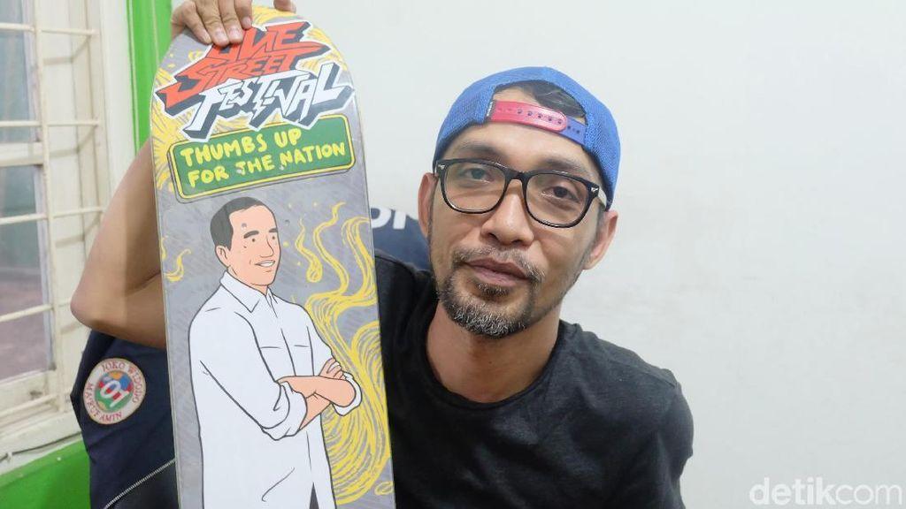 Ilustrasi Jokowi dan Prabowo Kerap Viral, Ini Rahasianya