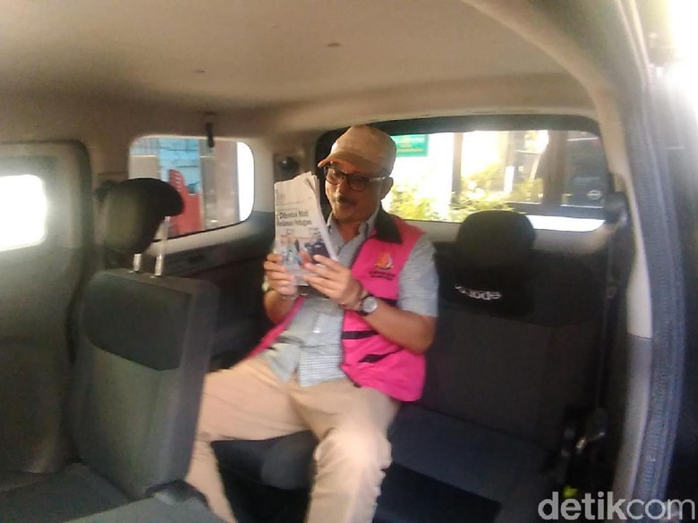 Wakil Ketua DPRD Surabaya Jadi Tersangka Kasus Jasmas