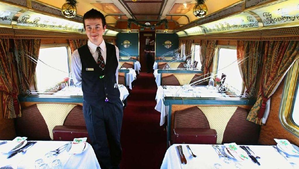 Menikmati Perjalanan dengan Beragam Kereta Termewah di Dunia