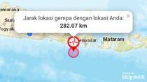 Warga Blitar Berlarian Keluar Rumah akibat Gempa 6 M di Nusa Dua Bali