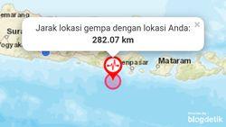 Bali Gempa, #PrayforBali Menggema di Twitter