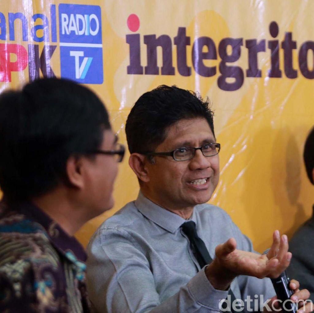 Diskusi KPK Menyelamatkan Sumber Daya Alam