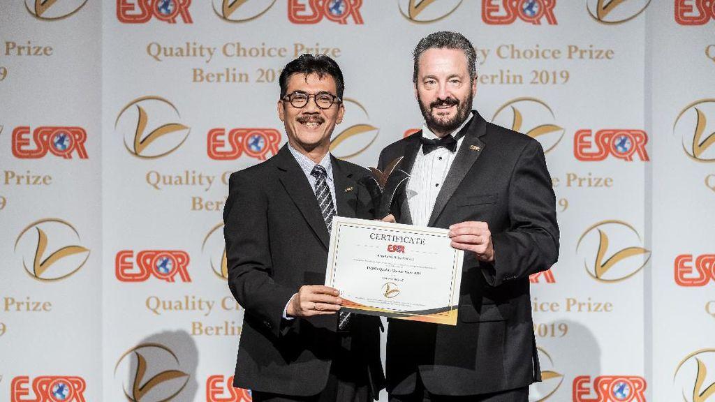 Pemkot Semarang Terima Penghargaan Internasional di Berlin