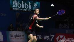 Pakai Rok di Indonesia Open 2019, Gregoria: Enggak Masalah