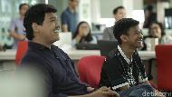 Serunya Momen Adu PES Rizky Faidan vs Jagoan detikcom