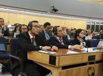 DI Sidang IMO 122, Indonesia Agendakan Kebijakan Reformasi Organisasi