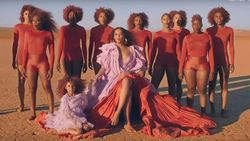 Beyonce Bernyanyi di Rimba dan Gurun Demi The Lion King