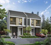 Smart Home 2 Lantai Dekat MRT Lebak Bulus, DP 5 Persen Saja!