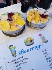 Dikritik, Penjual Es Cendol Durian Ini Justru Dapat Untung Banyak
