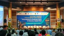 Kementerian ESDM Hingga Kemenperin Bahas Kesiapan Mobil Listrik