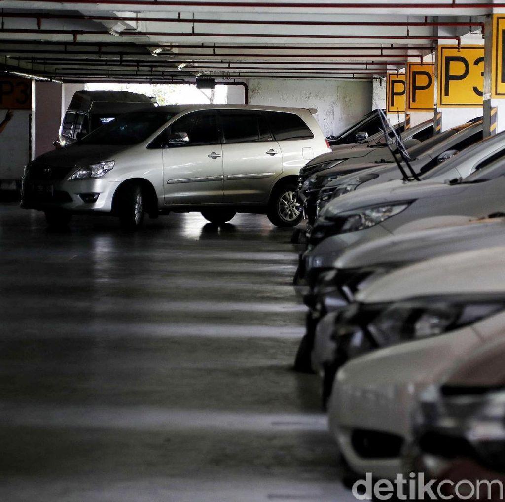 Kantor Wali Kota Jakut Tegas Terapkan Zonasi Parkir