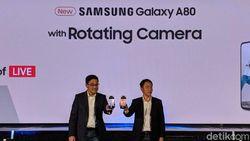 Resmi Tiba, Ini Harga Samsung Galaxy A80 di Indonesia