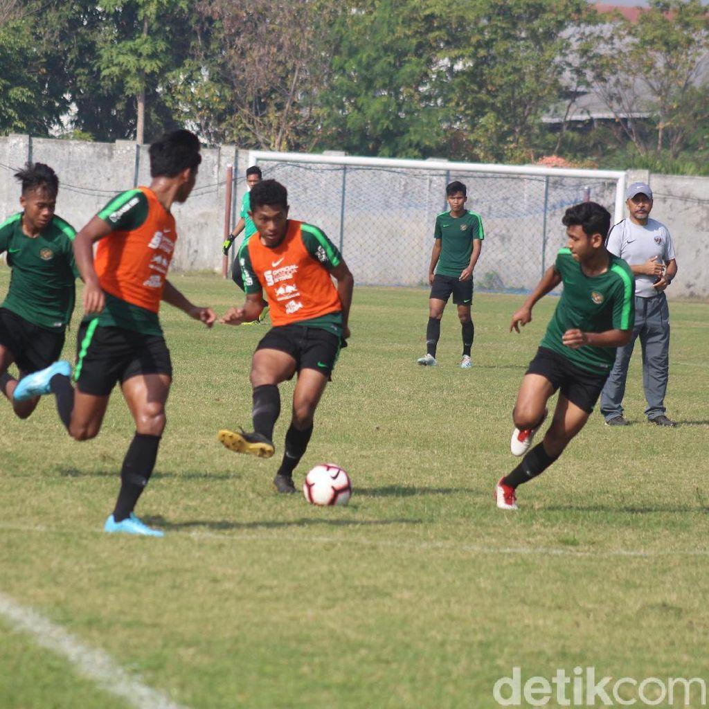 TC Timnas U-19 Jadwalkan 3 Kali Uji Coba di Sidoarjo
