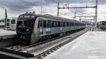 MRT-KAI Kawinkan Transportasi Umum di Jabodetabek