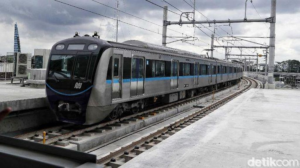 MRT Jakarta Jelaskan Peluang Keterlibatan Korsel di Fase III