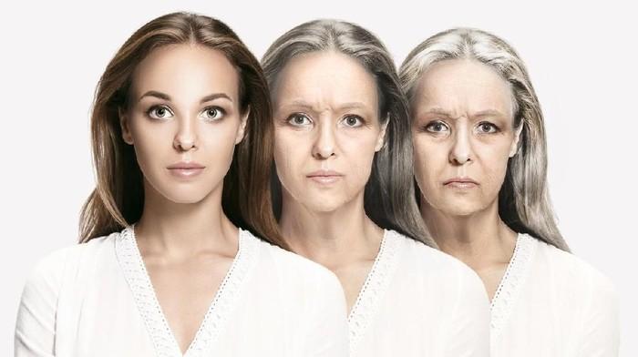 Sebuah aplikasi yang viral di Android bisa membuat wajah tampak seperti di usia 60-70 tahun (Ilustrasi: iStock)