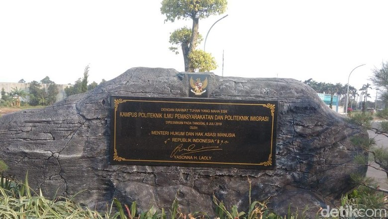 Pemkot Tangerang Polisikan Balik Kemenkum HAM Terkait Masalah Lahan