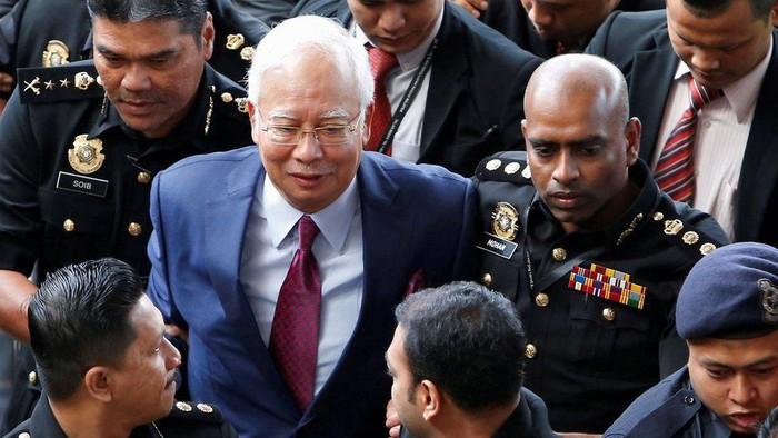 Najib Razak (BBC World)
