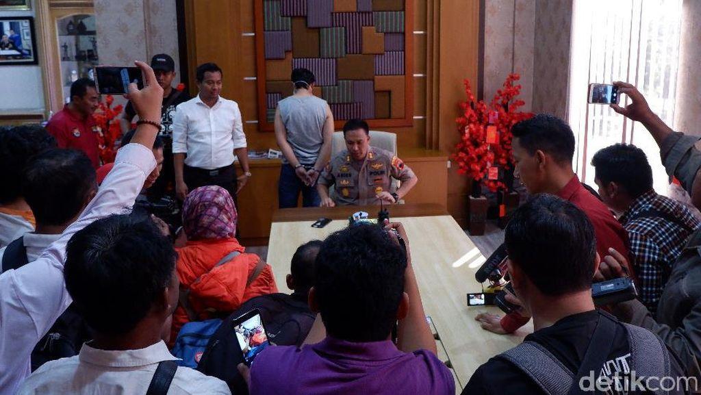 Pelaku Investasi Bodong Obat Herbal Rp 17 M Diringkus di Bogor