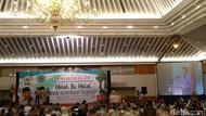 JK Sapa Maruf Amin di Halalbihalal DMI: Ini yang Gantikan Saya