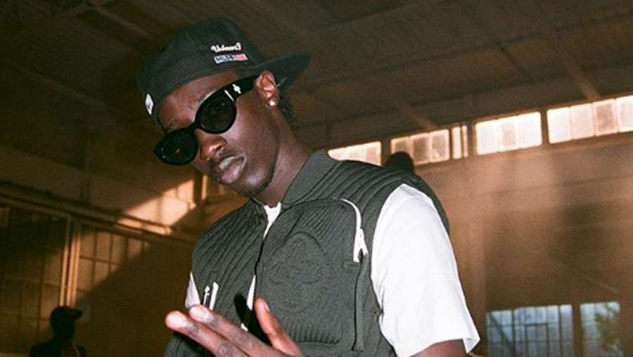Rapper Muda Ini Ditahan Karena Kasus Pembunuhan