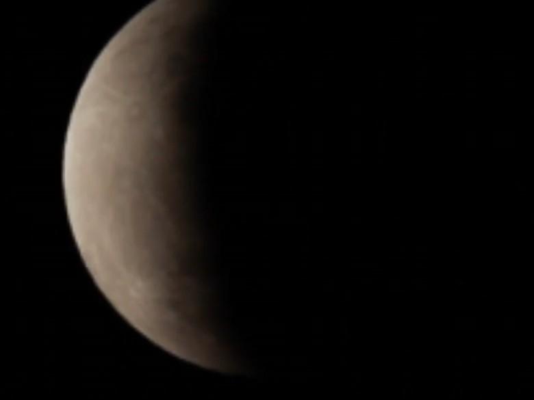 Gerhana Bulan 17 Juli Masuk Puncaknya