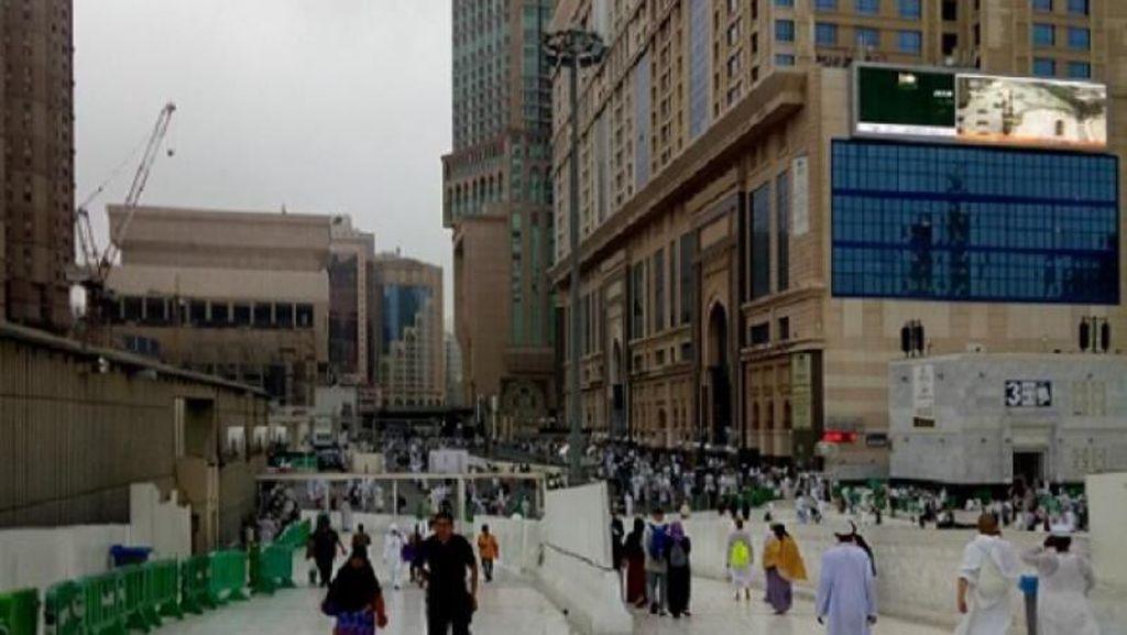 Ibadah yang Nyaman di Masjidil Haram
