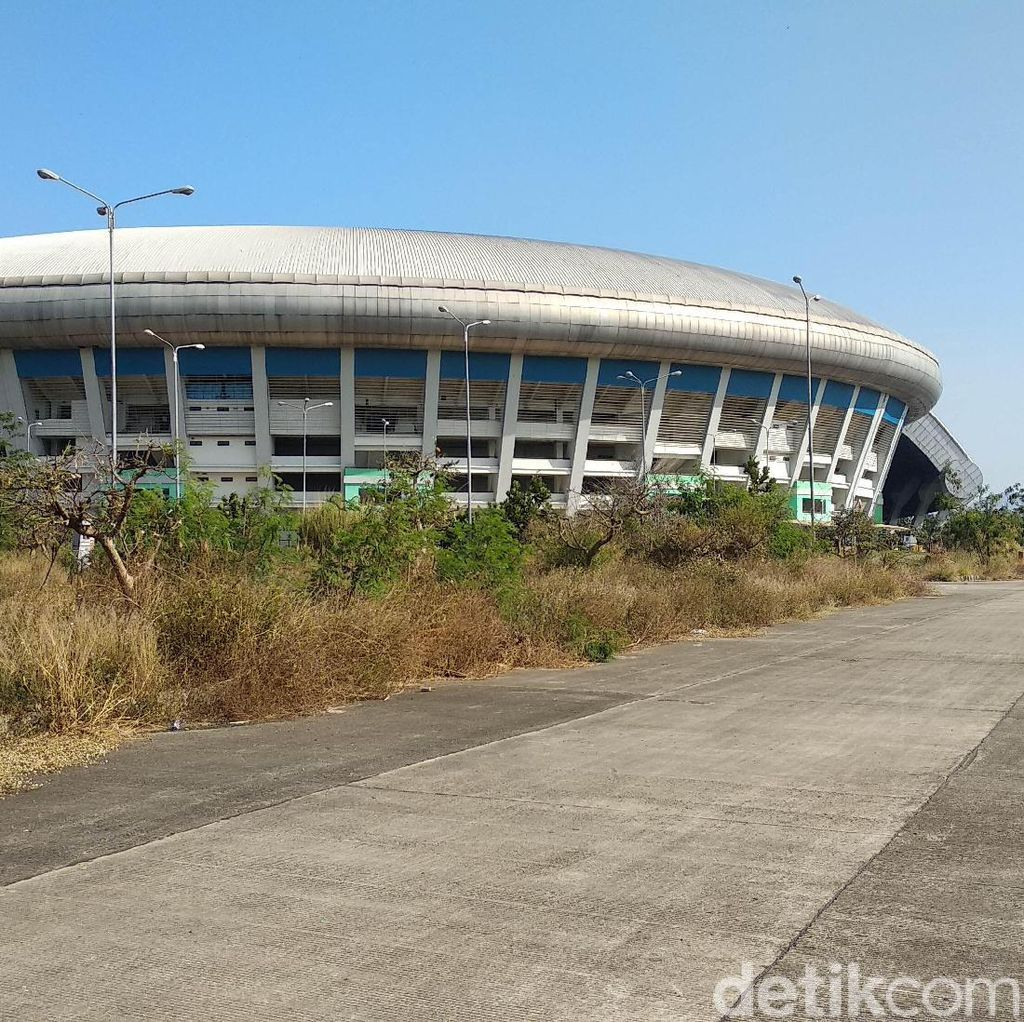Stadion GBLA Rusak, Pemkot Bandung Terkendala Serah Terima Aset