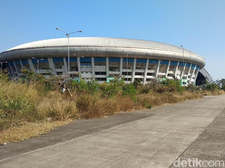 Serah Terima Aset Stadion GBLA Diprediksi Molor
