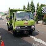 Hino Raih 2 Rekor MURI dari Kompetisi Keselamatan Berkendara Truk