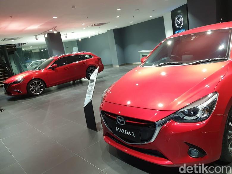 Mazda. Foto: Luthfi Anshori