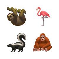 Emoji baru Apple.