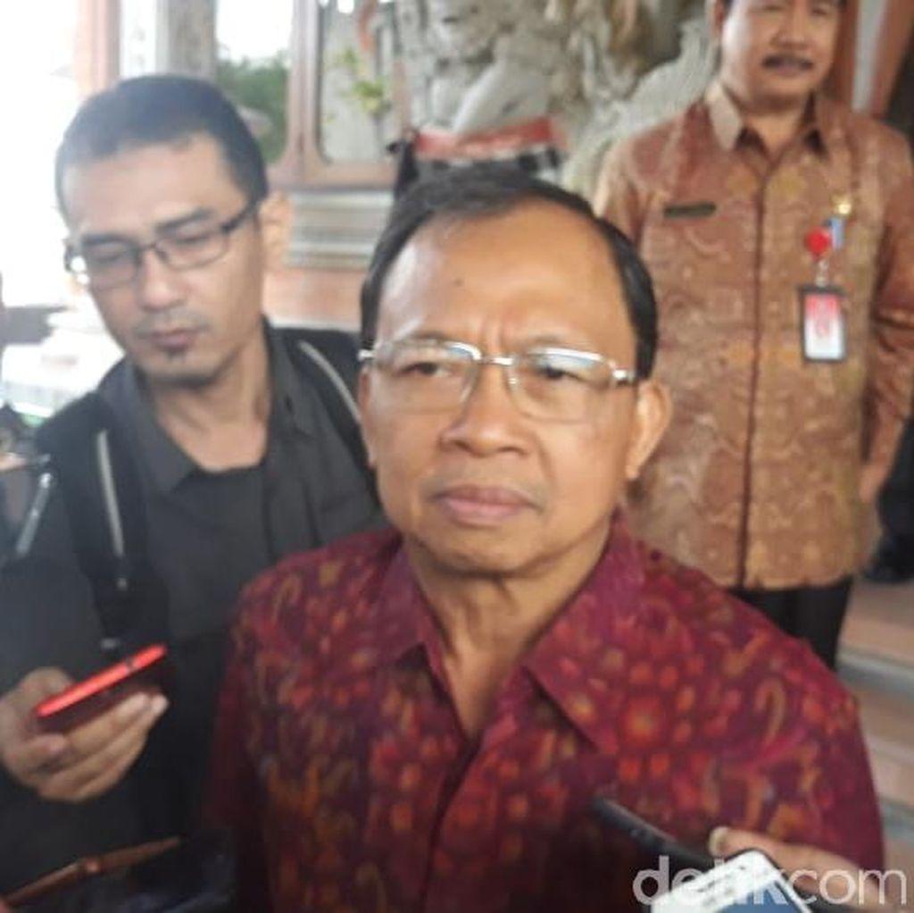 Koster Lapor Menteri Jonan Siap Promo Kendaraan Listrik di Bali