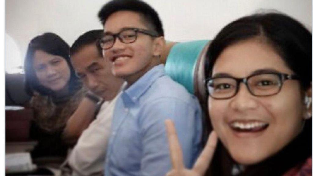 Garuda Keluarkan Imbauan Larangan Foto, Tweet Kaesang Bikin Salfok