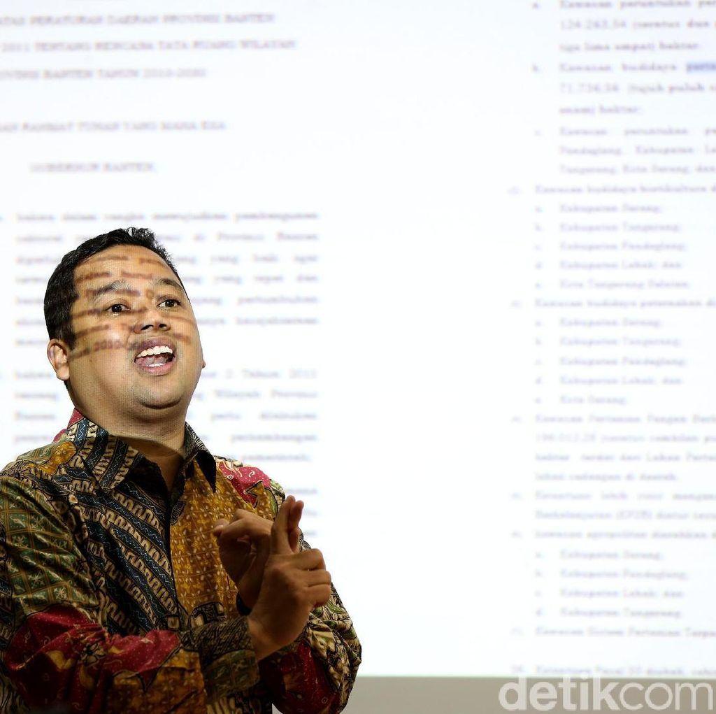 Setop Angkut Sampah, Walkot Tangerang: Kemenkum Belum Bayar Retribusi