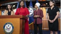 DPR AS Kecam Komentar Rasis Trump pada 4 Perempuan Anggota Kongres