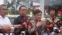 Ditemui Sejumlah Artis, Jokowi Janji Alokasikan Dana Abadi Kebudayaan