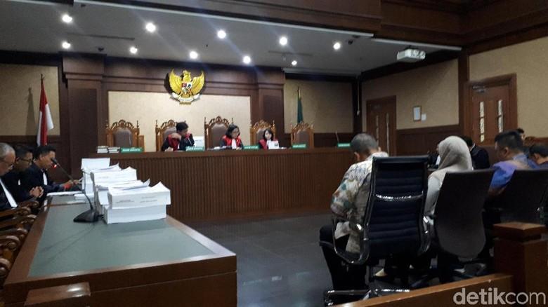 2 Pejabat PUPR Dituntut 8 Tahun Penjara di Kasus Proyek Air Minum
