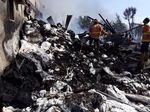 Gudang Pabrik Tisu di Pasuruan Terbakar, Kerugian Rp 200 Juta