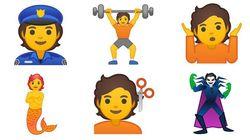 Apple-Google Kompak Bikin Puluhan Emoji Baru
