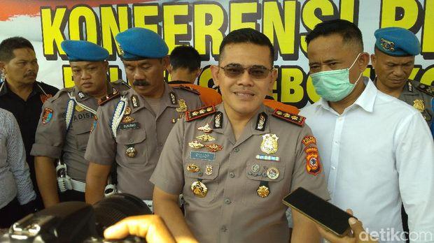 Kapolresta Cirebon AKBP Roland Ronaldy
