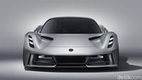 Akselerasinya Kalahkan Bugatti Chiron, Lotus Evija Siap Dipesan