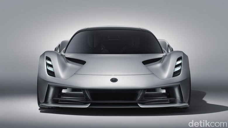 Lotus Hypercar EV Evija