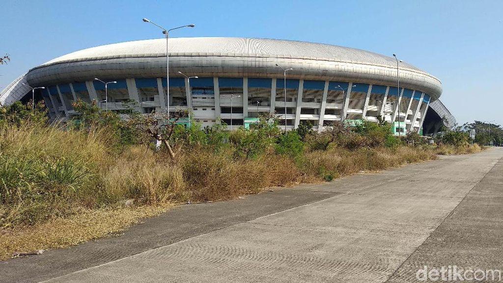 Stadion GBLA Terlalu Berbahaya untuk Gelar Pertandingan dengan Penonton