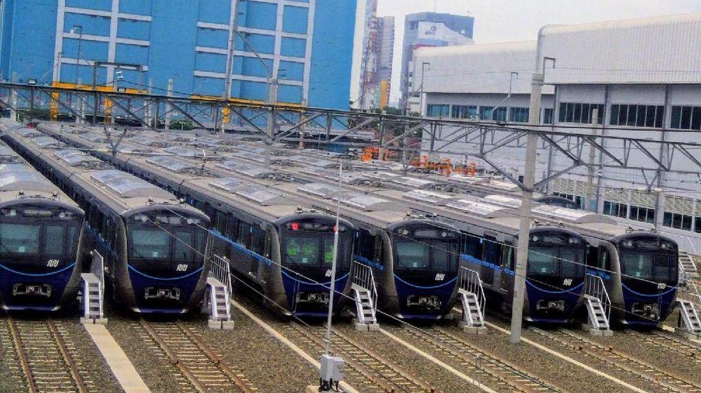 Apa Kabar Rencana Sinarmas Ikut Bangun MRT ke Tangsel?