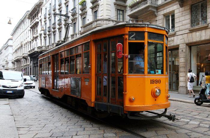 Di masa lalu, trem pernah menjadi salah satu transportasi umum yang banyak digunakan oleh masyarakat. Kereta yang memiliki waktu tempuh perjalanan 5-10 menit ini dinilai bisa menjadi solusi untuk mengurai kemacetan. Istimewa/Vittorio Zunino Celotto/Getty Images.