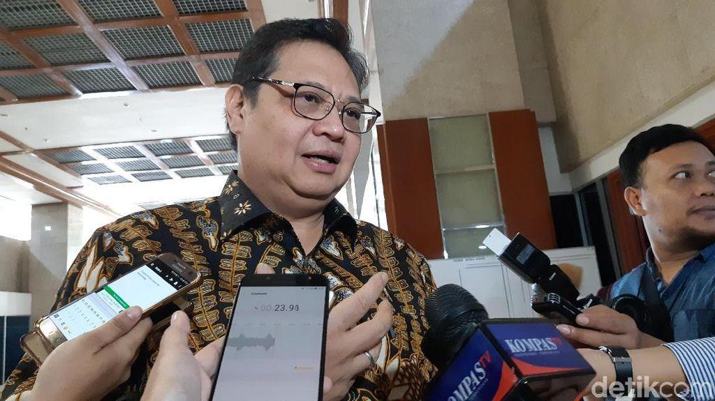 Airlangga Komentari Kejadian Bom Bunuh Diri di Medan