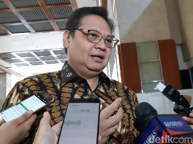 Megawati Minta Kursi Menteri Terbanyak, Airlangga: Serahkan ke Jokowi