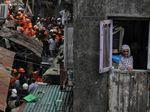 Bangunan di Mumbai Runtuh, 10 Orang Tewas